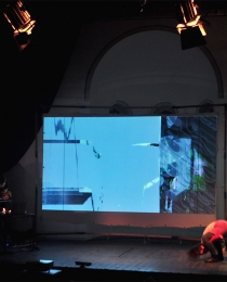 °AEONIO audiovisual live performance