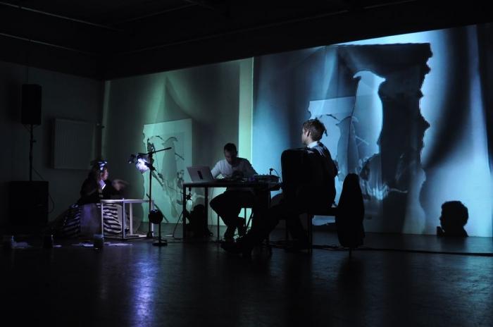 Collage d'Ombre - B-Seite Mannheim 2012