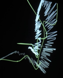 Quartz-Kinect Composition Sound Sculpture